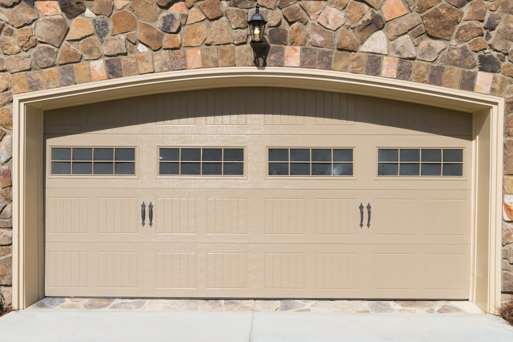Overhead Garage Door Repair On A Budget Teds Garage